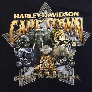 👀 Harley-Davidson T-shirt Sz L